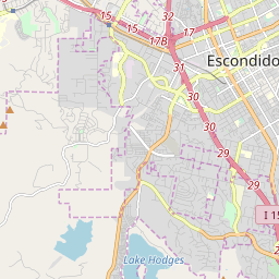 Zipcode 92025 Escondido California Hardiness Zones
