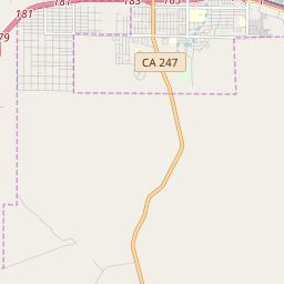 Barstow California Hardiness Zones