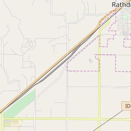 Zipcode 83858 Rathdrum Idaho Hardiness Zones