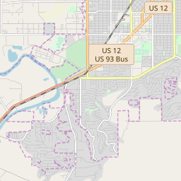 Zipcode 59801 Missoula Montana Hardiness Zones