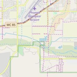 Zipcode 85338 Goodyear Arizona Hardiness Zones