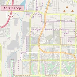 Zipcode 85382 Peoria Arizona Hardiness Zones