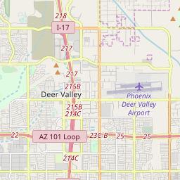 Zipcode 85032 - Phoenix, Arizona Hardiness Zones