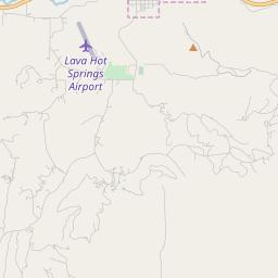 Zipcode 83246 Lava Hot Springs Idaho Hardiness Zones
