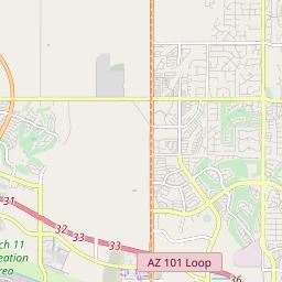 Scottsdale, Arizona Hardiness Zones