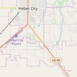 Heber Utah Hardiness Zones