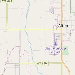 Afton Wyoming Hardiness Zones