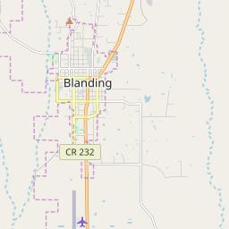 Blanding Utah Hardiness Zones