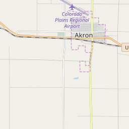 Akron Colorado Map.Akron Colorado Hardiness Zones