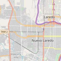 zip code for laredo texas