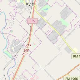 Map Of Texas Kyle.Zipcode 78640 Kyle Texas Hardiness Zones