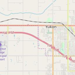 Yukon Oklahoma Hardiness Zones
