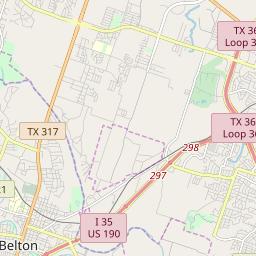 Temple Tx Zip Code Map.Zipcode 76502 Temple Texas Hardiness Zones