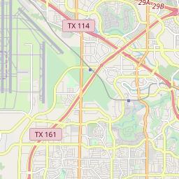 Zipcode 75038 Irving Texas Hardiness Zones
