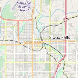 Zipcode 57103 Sioux Falls South Dakota Hardiness Zones