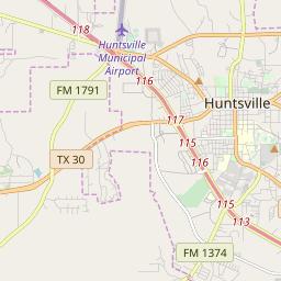 Huntsville Tx Zip Code Map.Zipcode 77340 Huntsville Texas Hardiness Zones