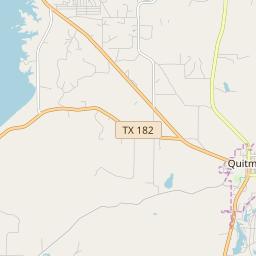 Map Of Quitman Tx.Quitman Texas Hardiness Zones