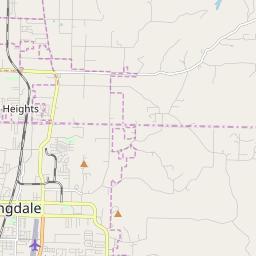 Zipcode 72764 - Springdale, Arkansas Hardiness Zones