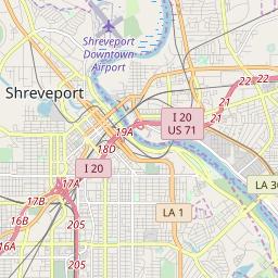 I 20 Louisiana Map.Bossier City Louisiana Hardiness Zones