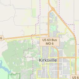 Kirksville Missouri Map.Kirksville Missouri Hardiness Zones