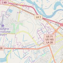 Alexandria Louisiana Zip Code Map.Zipcode 71303 Alexandria Louisiana Hardiness Zones
