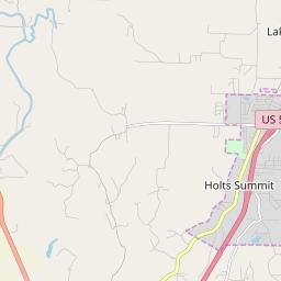 Jefferson City, Missouri Hardiness Zones