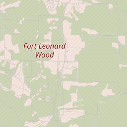 Fort Leonard Wood Missouri Hardiness Zones