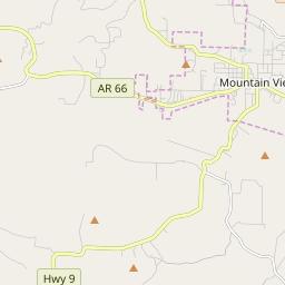 Mountain View Arkansas Hardiness Zones