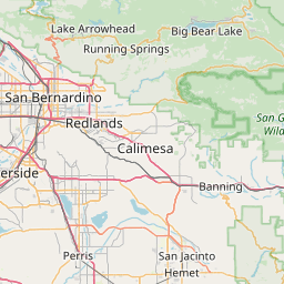 Perris Zip Code Map.Area Code 951 Info And Interactive Map