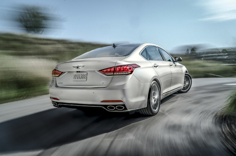 Hyundai Unveils New Genesis Luxury Brand