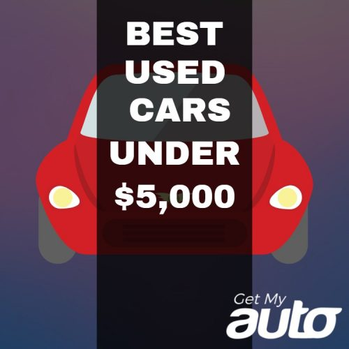 Best Used Cars Under $5,000