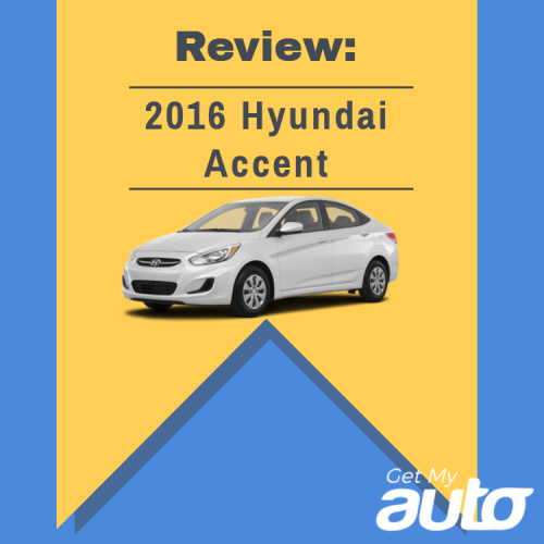 Review: 2016 Hyundai Accent