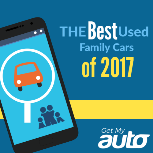 The Best Used Family Cars of 2017