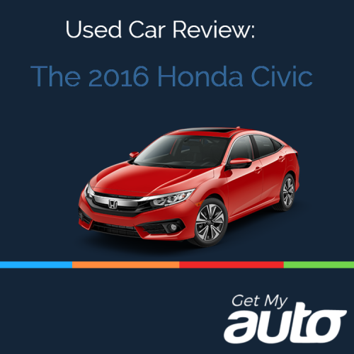 Used Car Review: The 2016 Honda Civic