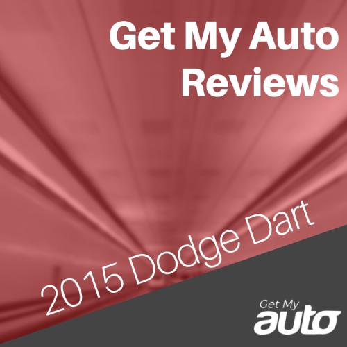 Get My Auto Reviews the 2015 Dodge Dart