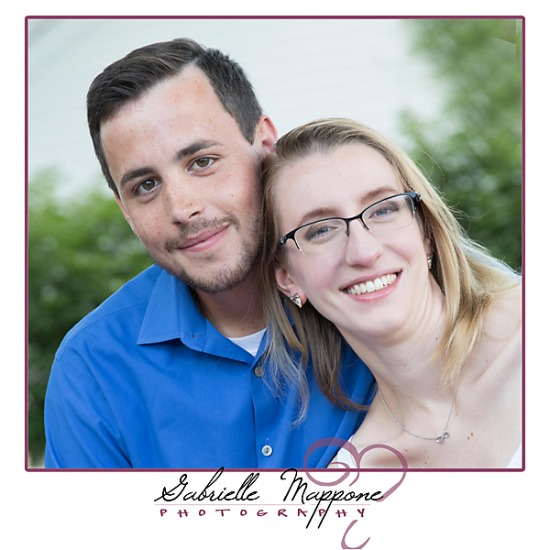 Engagement- Save the Dates & A Personalized Guest Book