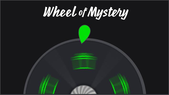 Wheel of Mystery