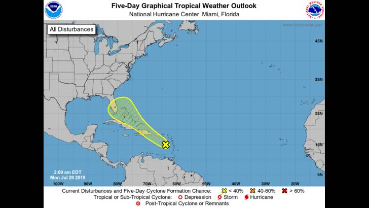 Florida Current Map.Hurricane Tracker