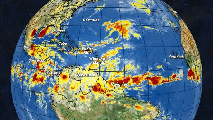 Tropics Watch Satellite