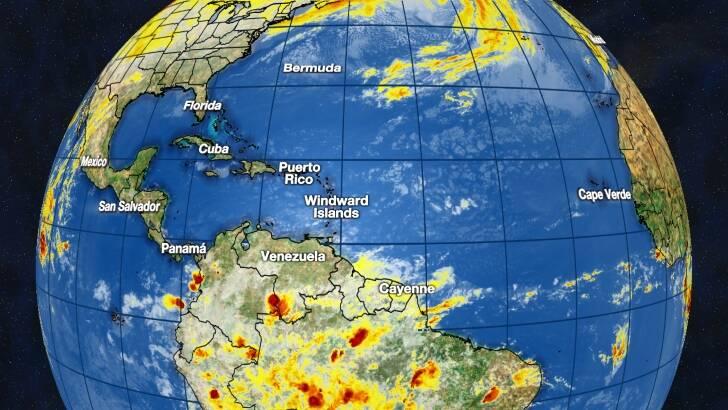 Tropics Watch Satellite
