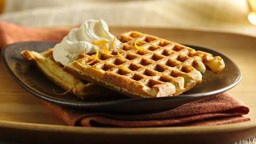 Bisquick Pancake Amp Waffle Recipes Betty Crocker