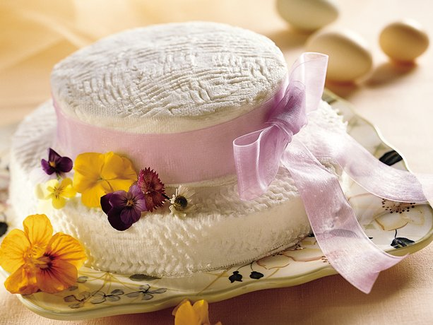 Hat Cake Recipe