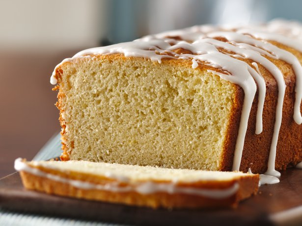 Bisquick Glazed Lemon Pound Cake Recipe