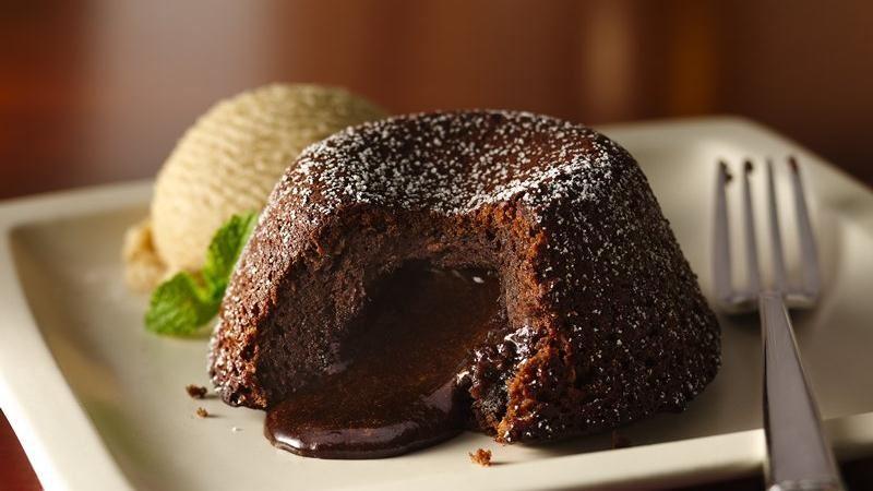 Molten Chocolate Lava Cake Recipe Betty Crocker