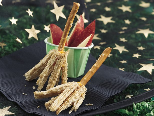 Witches Broom Snacks Recipe From Betty Crocker