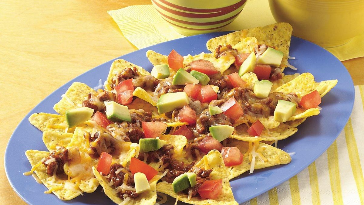 Is Nachos Mexican Food