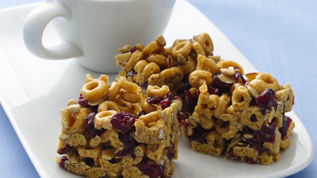 Cheerios Energy Bars
