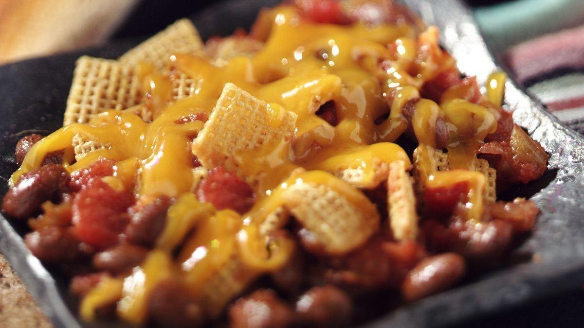 Layered Chex Mex Casserole Recipe (Gluten Free)