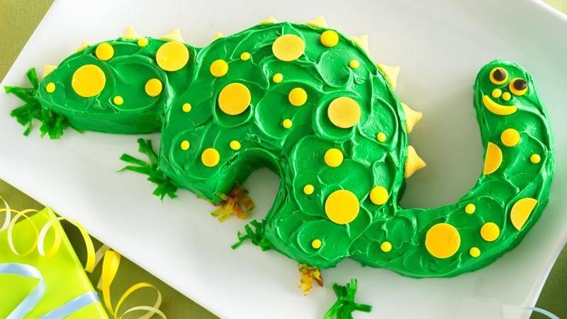 Dinosaur Birthday Cake Betty Crocker