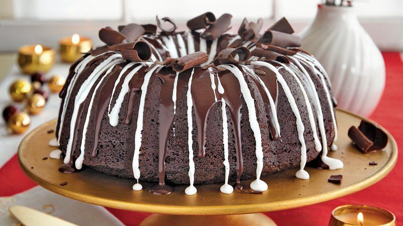 Hot Chocolate Bundt Cake Recipe From Betty Crocker